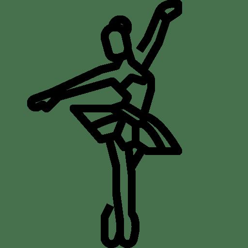 Ballerina Icon